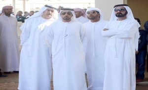 Al Dhafra endurance race held