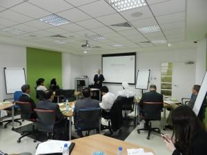 EDB discusses action plan 2015