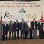 Kenyan national day reception held