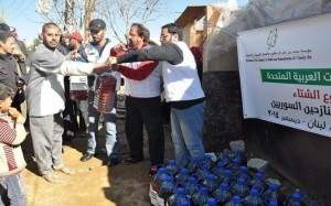 PM continues aid to displaced Syrians