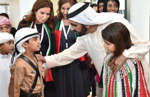 PM opens Al Jalila Child Culture Centre