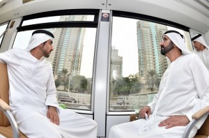 Sheikh Mohammed launches Dubai Strategy 2021