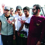 Sheikhs attend race at Al Wathba Endurance Village