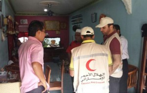 UAE sends urgent relief for Malaysian flood victims