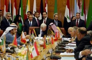Arab Peace Initiative meeting held in Cairo