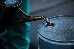 Oil prices slip below $50 a barrel