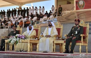 PM attends Zayed II Military College graduation