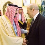 Saudi Crown Prince meets French Defence Minister