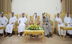 Sharjah Ruler receives Emirati citizens