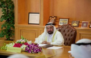 Sharjah ruler chairs UoS Board of Trustees meeting