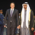 Sheikh Mohamed bin Zayed meets Italy's PM