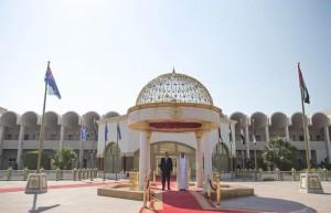 Sheikh Mohamed bin Zayed receives Australian PM