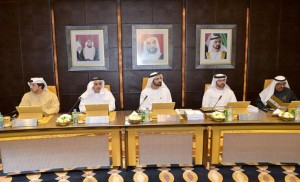 Sheikh Mohammed chairs Cabinet meeting