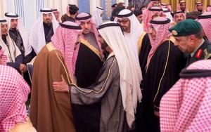 UAE delegation offers condolences to Saudi King