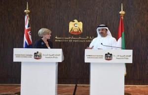UAE keen on deepening ties with Australia:FM