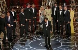Birdman wins Oscar for best picture