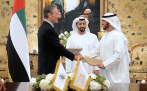 ERC and Dukedom of Westminster sign MOU