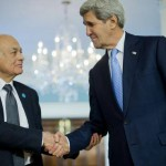 Kerry lauds Arab League's Secretary