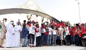 PM attends UAE President's Cup endurance race