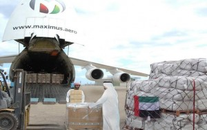 President orders sending medical aid to Libya