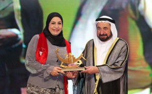 Sharjah Ruler attends Gulf theatre Festival
