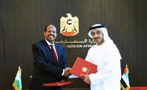 Sheikh Abdullah receives Djibouti's FM