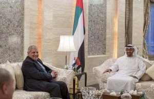 Sheikh Mohamed bin Zayed meets Egyptian PM