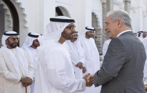 Sheikh Mohamed bin Zayed receives Stanislaw Tillich