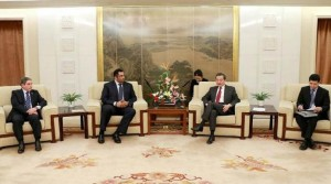UAE, China discuss economic cooperation