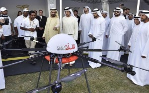 UAE Drones for Good Award winners honoured