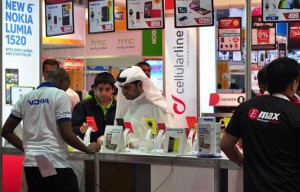 Abu Dhabi Electronics Shopper opens