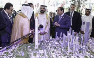 Agreement to build Egypt's new capital signed