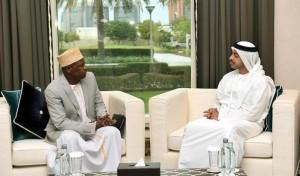 FM receives Comoros counterpart