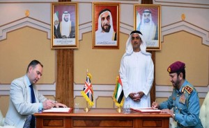 MoI, UK sign MoU on Child Protection
