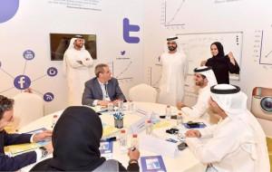 PM attends Noor Dubai brainstorming session
