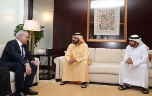PM receives President of Interpol Foundation