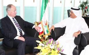 Al Mansouri, Canadian FM discuss ties