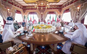 Sheikh Mohamed bin Zayed attends GCC meeting