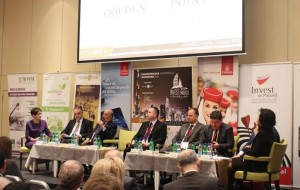 UAE Ambassador to Poland opens economic meeting