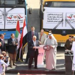 UAE hands over 200 buses to Egypt