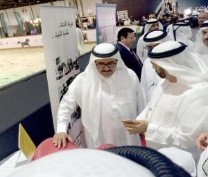 "UAE inventor's ""smart saddle"" unveiled"