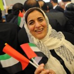 UAE's aid, a message of peace: Sheikh Lubna