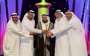 Winners of Sharjah Theatre Days Festival honoured