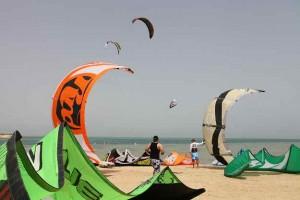 Al Gharbia Watersports Festival opens