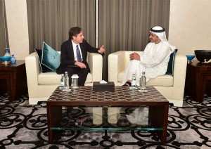 FM receives US deputy secretary of state
