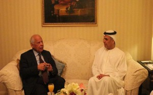 Governors of Arab Group meeting held at IMF