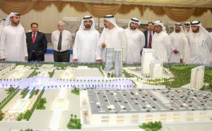 PM inspects Nakheel projects in Dubai