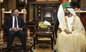 PM receives New Zealand Prime Minister