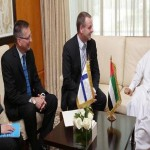 Al Mansouri, Finnish counterpart discuss cooperation