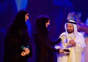 Arab Family Award winners honoured